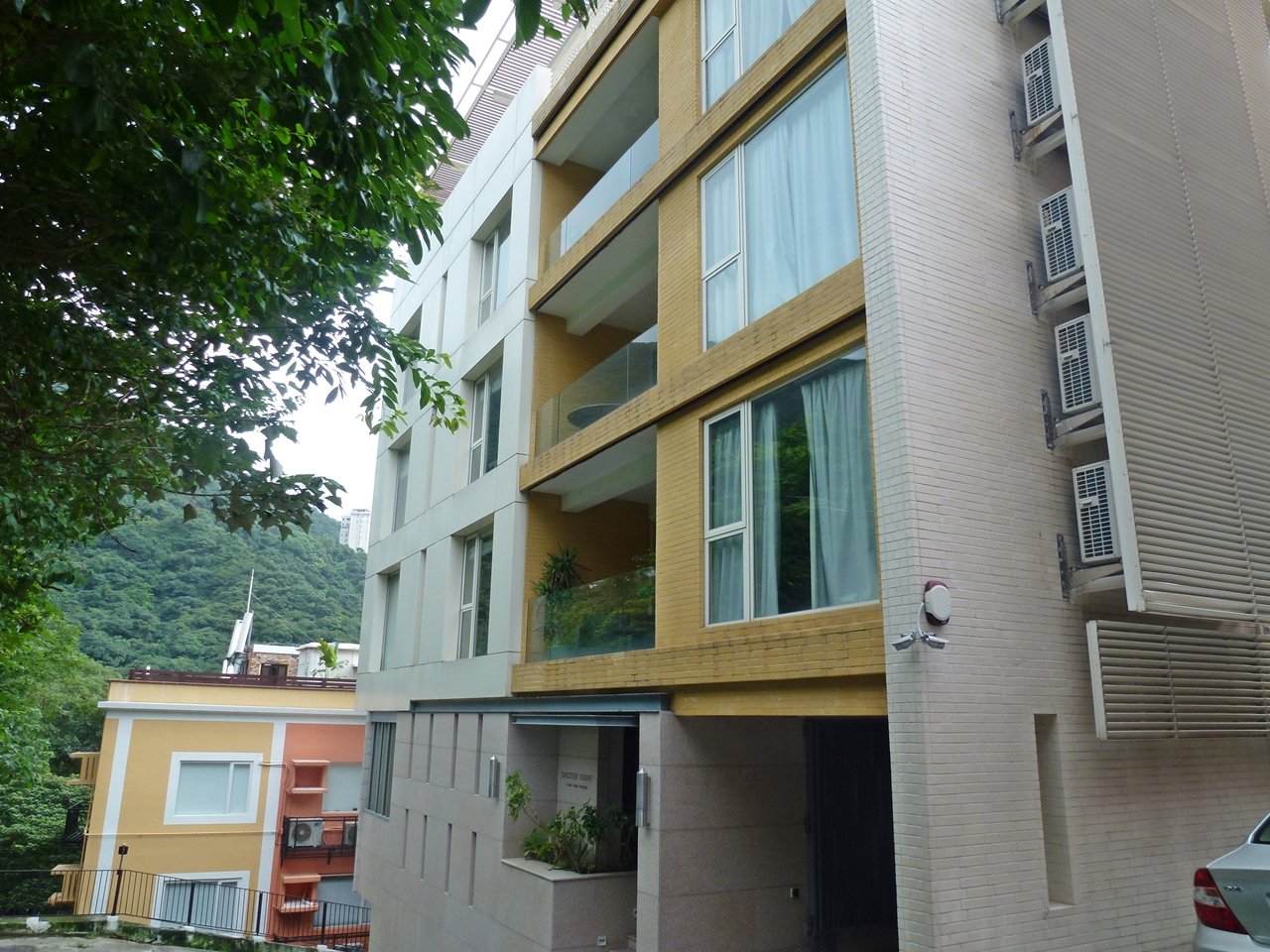 Chester court mid levels east apartment for rent for 12 tung shan terrace hong kong