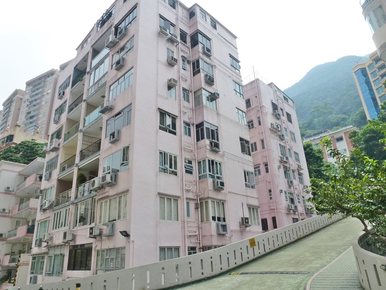King 39 S Garden Mid Levels West Apartment For Rent