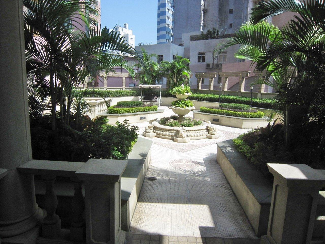 2 Park Road Mid Levels West Apartment For Rent