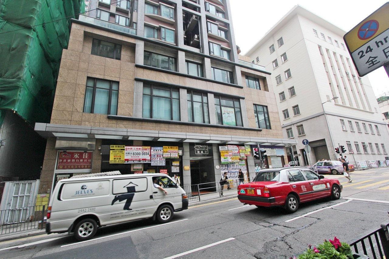 Imperial terrace sai ying pun apartment for rent for Terrace street