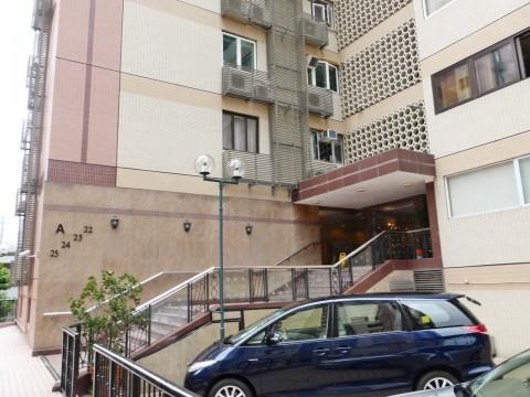 fontana gardens ka ning path building entrance - Fontana Gardens Ka Ning Path Hong Kong