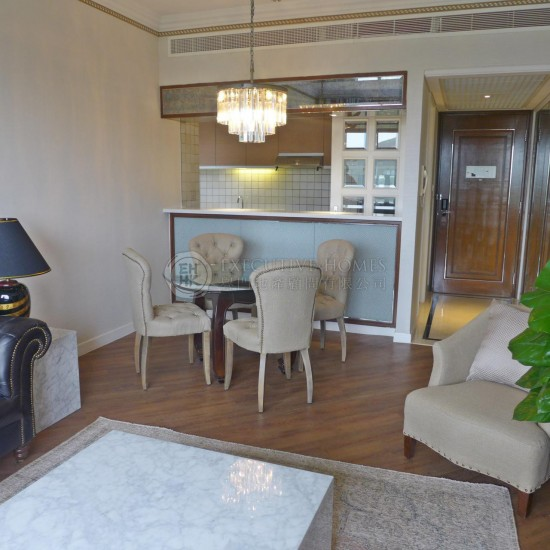 Rooms For Rent Bay Area: Hong Kong Parkview Serviced Apartments, Tai Tam Apartment